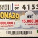 Cupones ONCE: Nº 41532 (187ENERO/2019). Lote 161344738