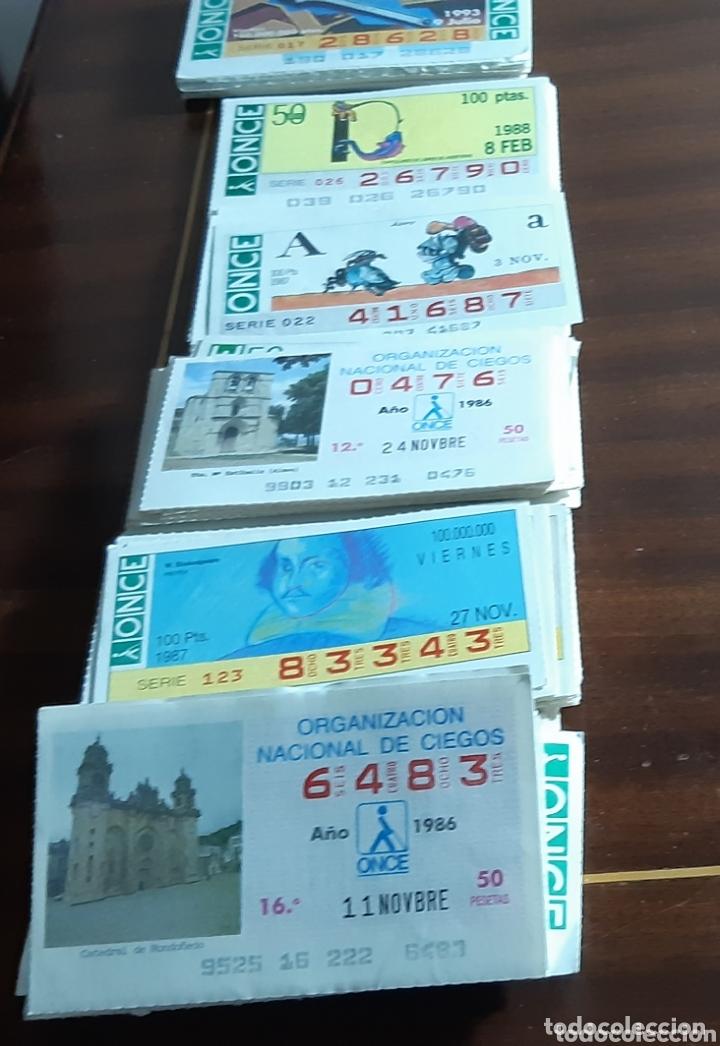 Cupones ONCE: Numeros de la once 250 - Foto 2 - 174044449