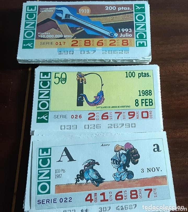 Cupones ONCE: Numeros de la once 250 - Foto 3 - 174044449