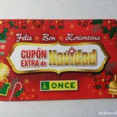 Cupones ONCE: SOBRE DE LA ONCE. Lote 195104993