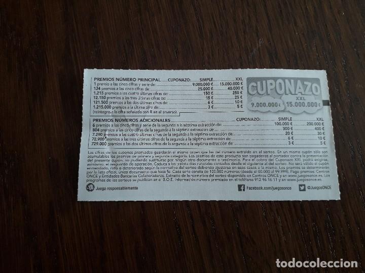 Cupones ONCE: cupón once 06-09-19 cuponazo. - Foto 2 - 195435335