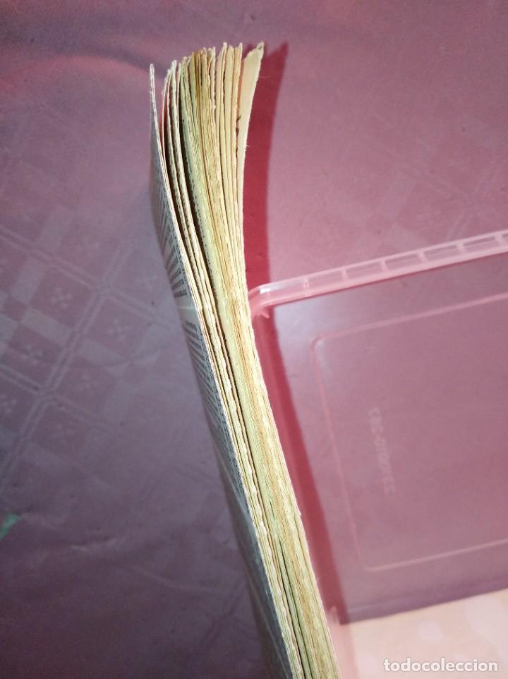 Cupones ONCE: Lote de 32 tiras de la once - Foto 3 - 218293450