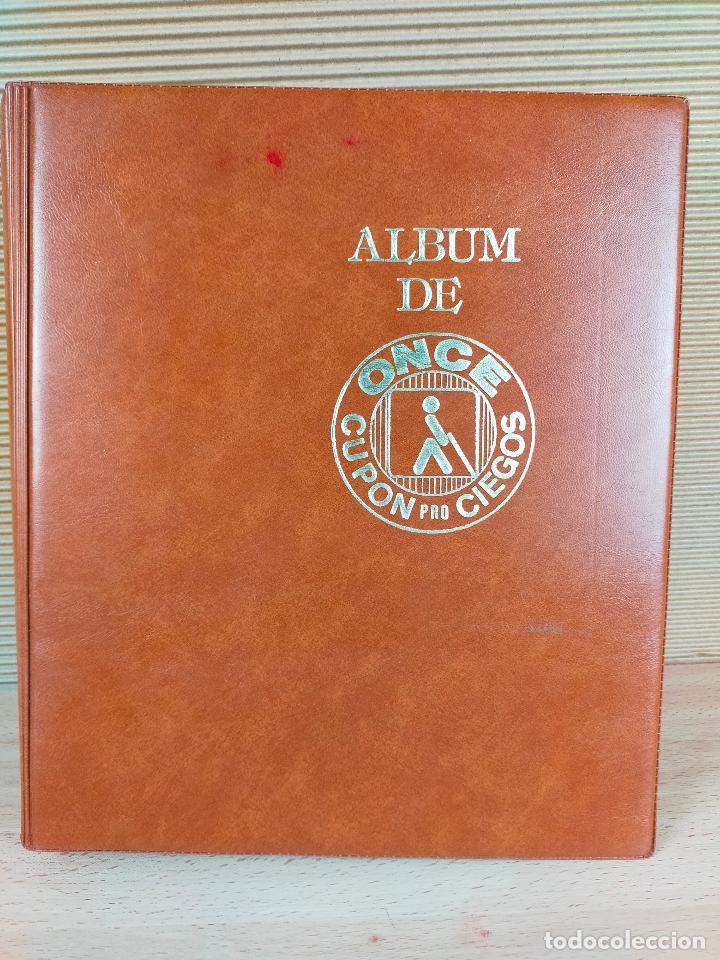 Cupones ONCE: COLECCION COMPLETA CUPONES ONCE CAPICUAS 1984 AL 1987 UN CUPON POR SORTEO - Foto 2 - 265700389