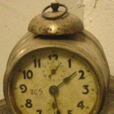 Despertadores antiguos: DESPERTADOR, NO FUNCIONA. Lote 21743156