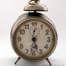 Despertadores antiguos: RELOJ DESPERTADOR - PP. S. XX. Lote 133401003