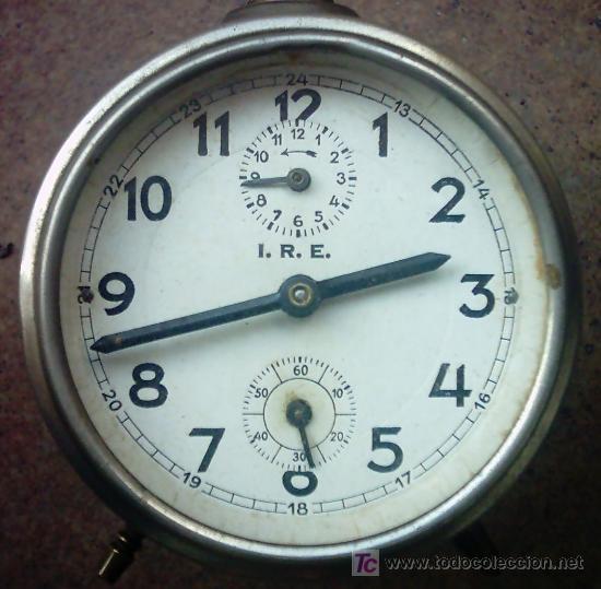 DESPERTADOR (Relojes - Relojes Despertadores)