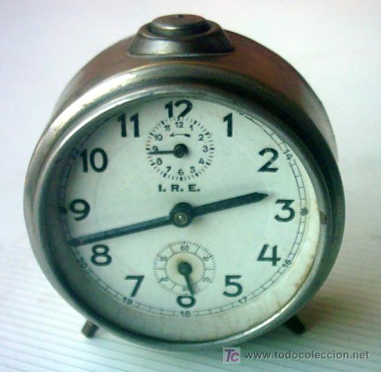 Despertadores antiguos: DESPERTADOR - Foto 4 - 17378058