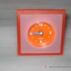 Despertadores antiguos: DESPERTADOR MODERNO.. Lote 26292131