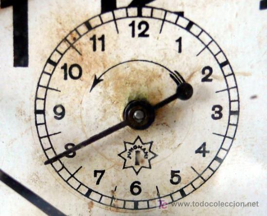 Despertadores antiguos: RELOJ DESPERTADOR ALEMÁN - MARCA JNGHANS - PP. S. XX - F - Foto 3 - 26578821