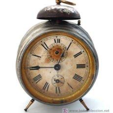 Despertadores antiguos: RELOJ DESPERTADOR - PP. S. XX - A. Lote 27205513