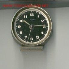 Despertadores antiguos - RELOJ DESPERTADOR DUWARD de Luxe - 27014454