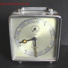 Despertadores antiguos: RELOJ-DESPERTADOR ART-DECÓ. Lote 27041044