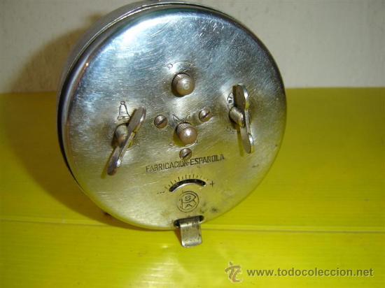 Despertadores antiguos: reloj despertador cid - Foto 2 - 11623512
