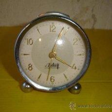 Despertadores antiguos: RELOS DESPERTADOR APTUS. Lote 11623657