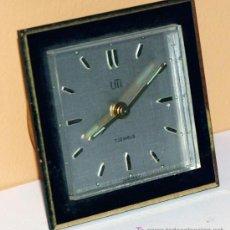 Despertadores antiguos: RELOJ DESPERTADOR -UTI-. Lote 11943881