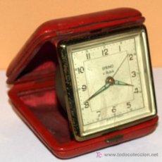 Despertadores antiguos: RELOJ DESPERTADOR -SPRING-. Lote 11943975
