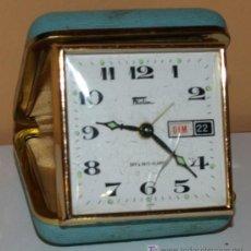 Despertadores antiguos: RELOJ DESPERTADOR -FASHION-. Lote 11944052
