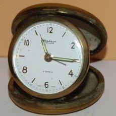 Despertadores antiguos: RELOJ DESPERTADOR -MODERN DE LUXE-. Lote 11944135