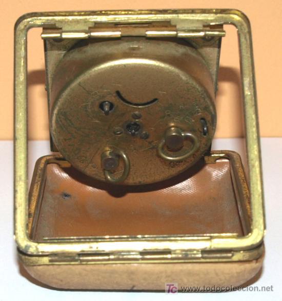 Despertadores antiguos: RELOJ DESPERTADOR -KAISER- - Foto 2 - 11928320
