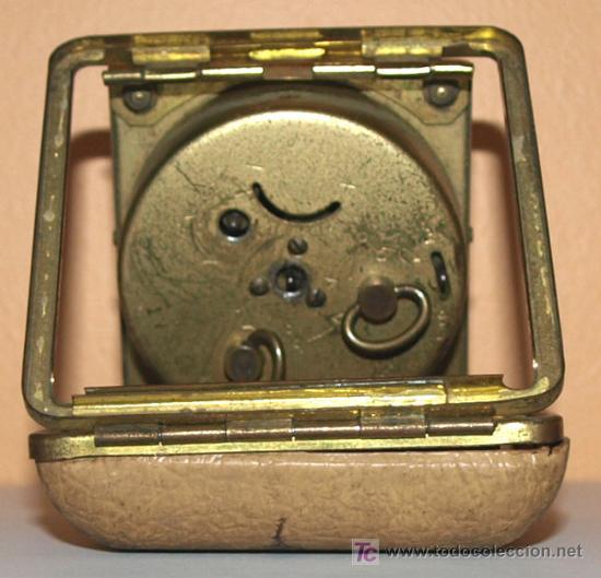 Despertadores antiguos: RELOJ DESPERTADOR -KAISER- - Foto 3 - 11928320