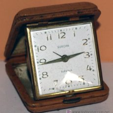 Despertadores antiguos: RELOJ DESPERTADOR EUROPA. Lote 12033756