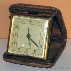 Despertadores antiguos: RELOJ DESPERTADOR MISTRAL. Lote 12034163