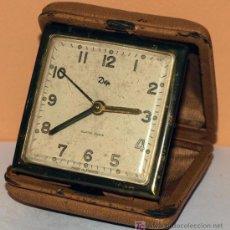 Despertadores antiguos: RELOJ DESPERTADOR DEP. Lote 12036067
