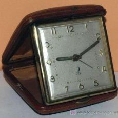 Despertadores antiguos: RELOJ DESPERTADOR JAZ. Lote 35273818