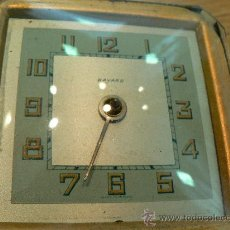 Despertadores antiguos: ANTIGUO DESPERTADOR BAYARD. Lote 27536822