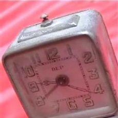 Despertadores antiguos: RELOJ DESPERTADOR DE SOBREMESA DEP. Lote 15174854