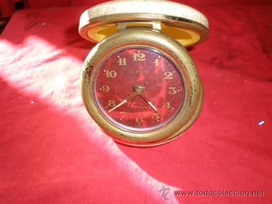 RELOJ DE VIAJE (Relojes - Relojes Despertadores)