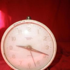 Despertadores antiguos: RELOJ DESPERTADOR DILETTA. Lote 18446967