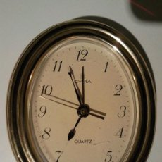 Despertadores antiguos: RELOJ CYMA DESPERTADOR. Lote 24342150