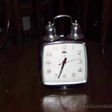 Despertadores antiguos: RELOJ DESPERTADOR. Lote 23413417