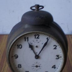 Despertadores antiguos: DESPERTADOR .. NO FUNCIONA. Lote 24303090