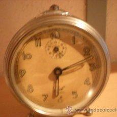 Despertadores antiguos: RELOJ. Lote 26332599
