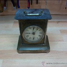 Despertadores antiguos: ANTIGUO RELOJ DESPERTADOR-AÑOS 1920-ESPAÑA. Lote 28184657