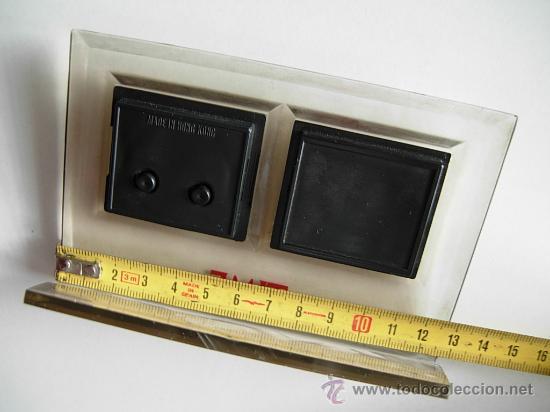 Despertadores antiguos: Reloj y Calendario de sobremesa. Reloj digital y Calendario perpetuo, quartz, funciona perfectamente - Foto 3 - 30358774