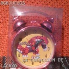 Despertadores antigos: DESPERTADOR POKEMON 1. Lote 30649938
