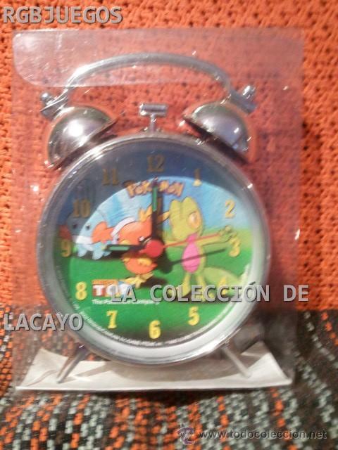 DESPERTADOR POKEMON 2 (Relojes - Relojes Despertadores)