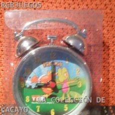Despertadores antigos: DESPERTADOR POKEMON 2. Lote 30649944