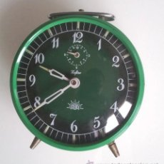 Despertadores antiguos: RELOJ DESPERTADO ALBA SAFIRO. Lote 30801747