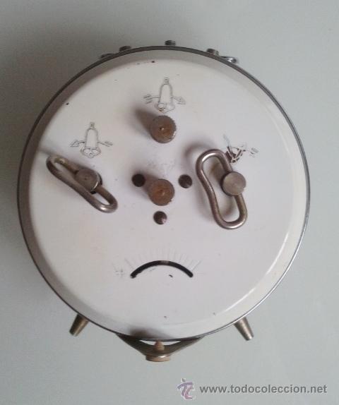 Despertadores antiguos: RELOJ DESPERTADO ALBA SAFIRO - Foto 2 - 30801747