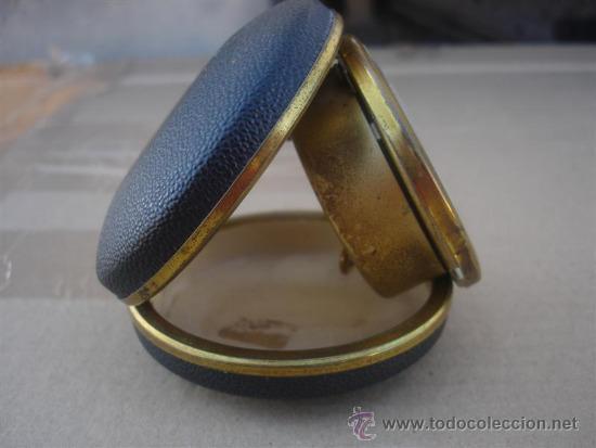 Despertadores antiguos: reloj de viaje de cuerda Europe - Foto 2 - 31865452