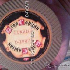 Despertadores antiguos: TEMPORIZADOR DE COCINA PUBLICIDAD QUESO EL GRAN CAPITAN. Lote 54922254