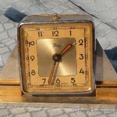 Despertadores antiguos: RELOJ ART DECO. Lote 34953071