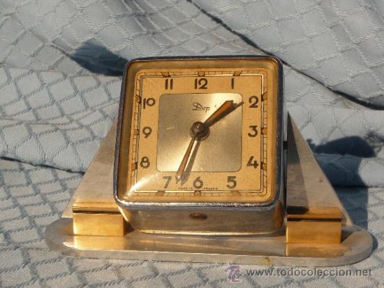 Despertadores antiguos: RELOJ ART DECO - Foto 4 - 34953071