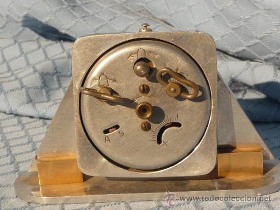 Despertadores antiguos: RELOJ ART DECO - Foto 2 - 34953071