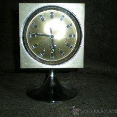Despertadores antiguos: DESPERTADOR DE LOS 60. Lote 36292825