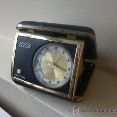 Despertadores antiguos: RELOJ DESPERTADOR DE VIAJE TOKYO CLOCK. Lote 36512721